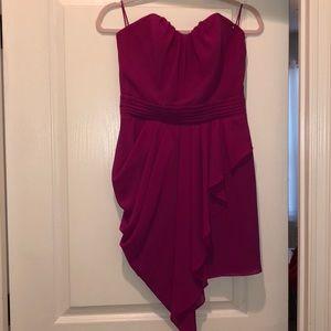 Strapless GUESS dress